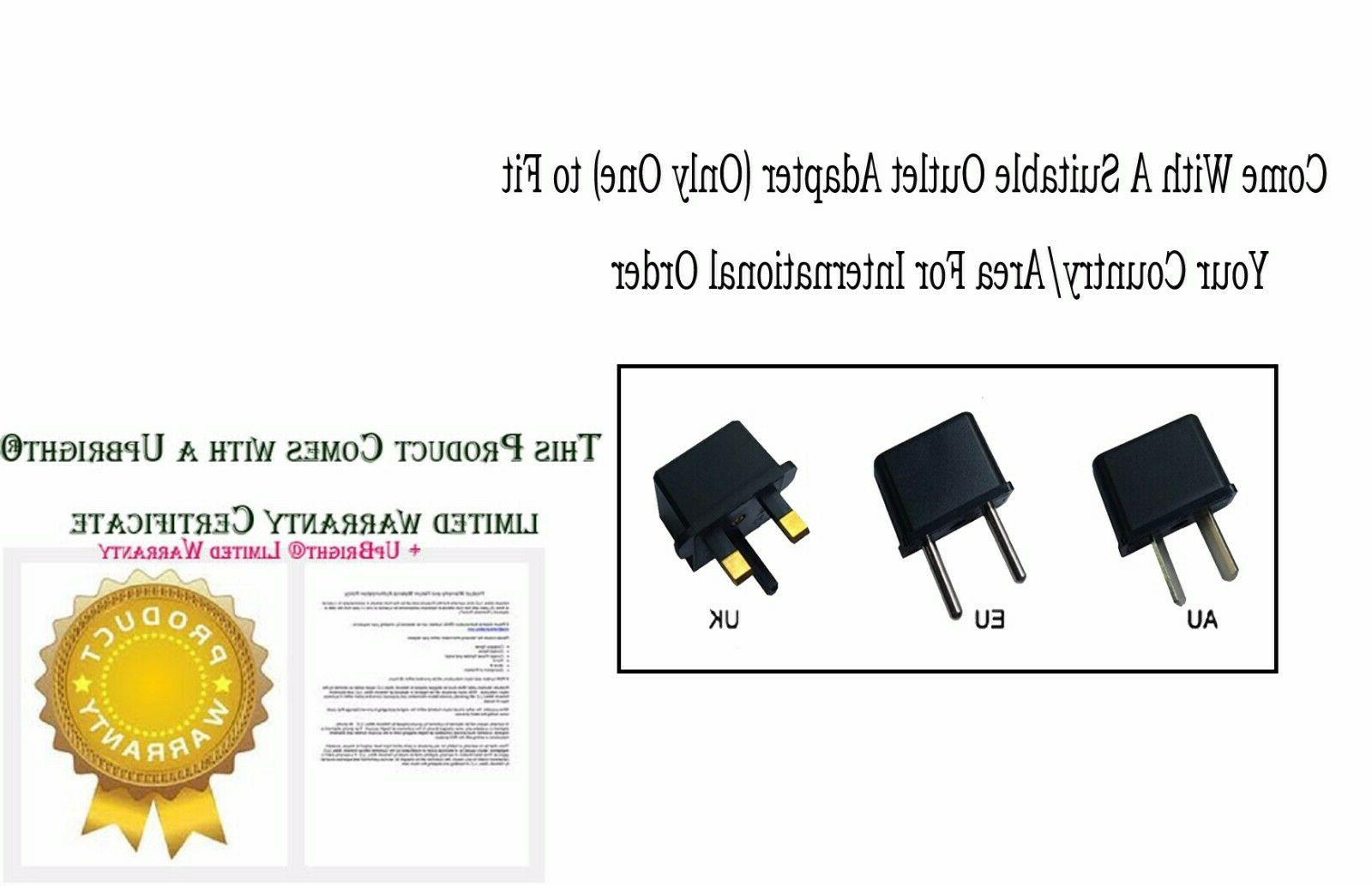 AC Adapter For Elite Advanced Self-Cleaning