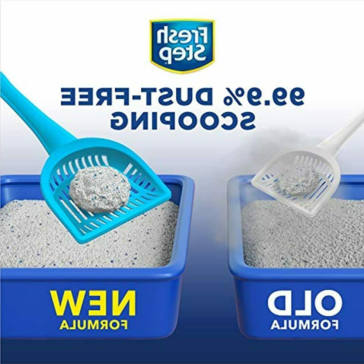 Fresh Clumping Cat Litter with Charcoal & C