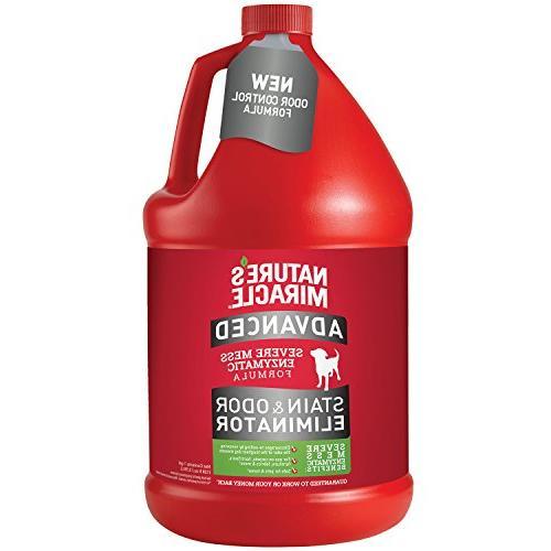 advanced stain odor eliminator