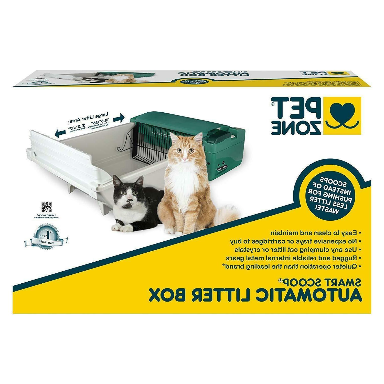 Automatic Litter Box Pet Feline Unit