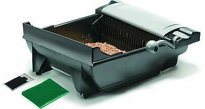 Automatic Litter Self Cleaning Automatic Pan Lid Touch NEW