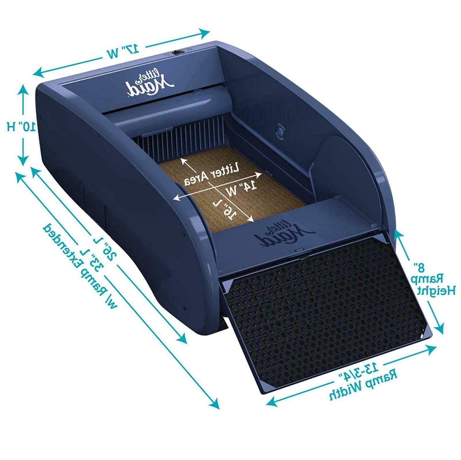 LitterMaid Box Self-Cleaning with Ramp V