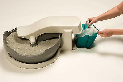 Automatic Litter Clumping Simply Clean