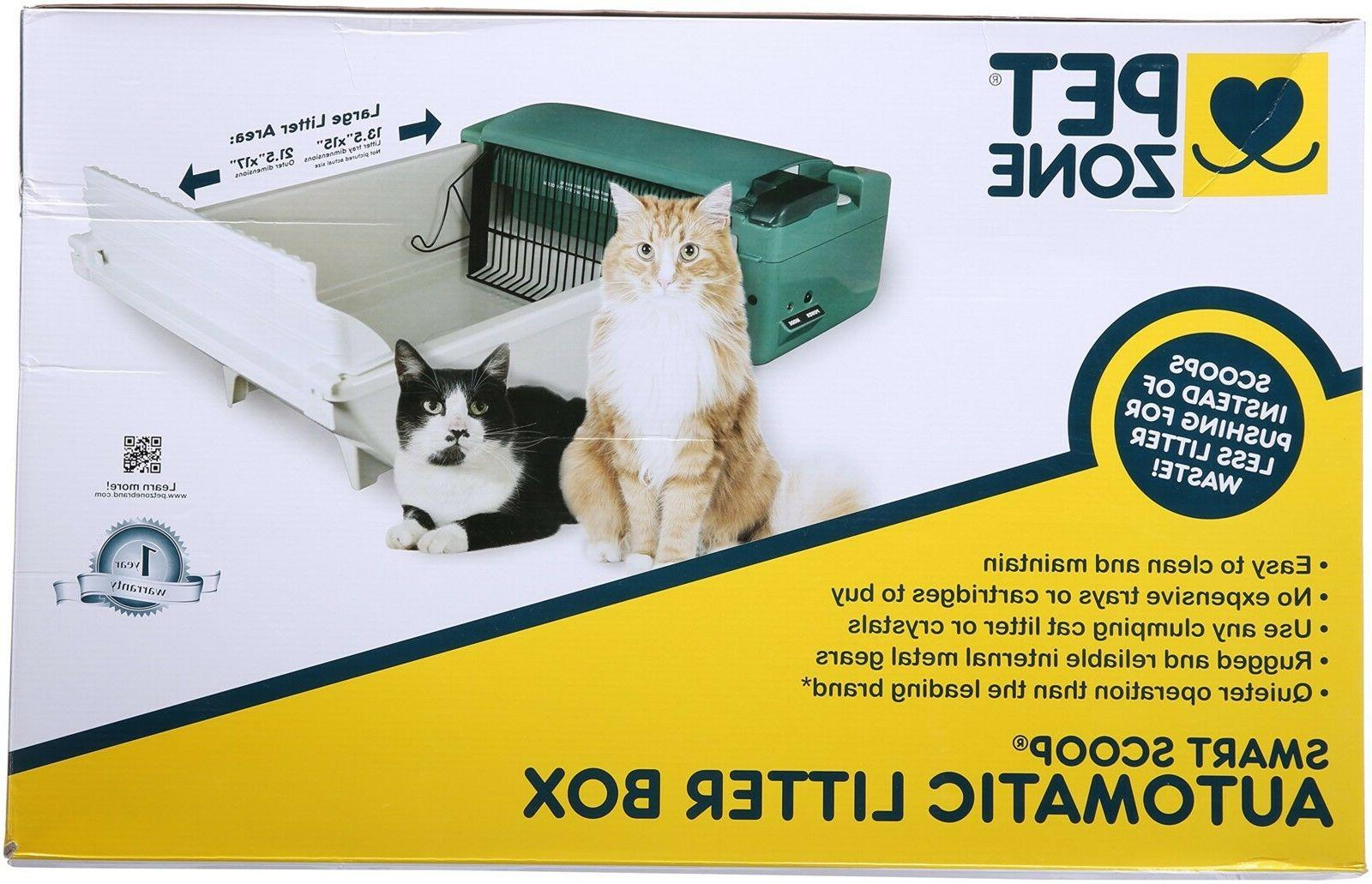 automatic self cleaning cat litter