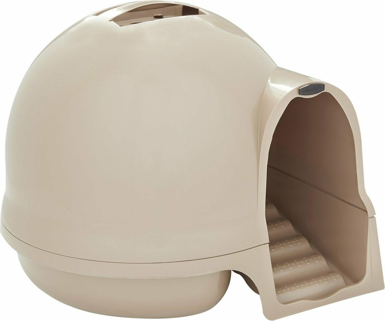 booda dome cleanstep litter box titanium free