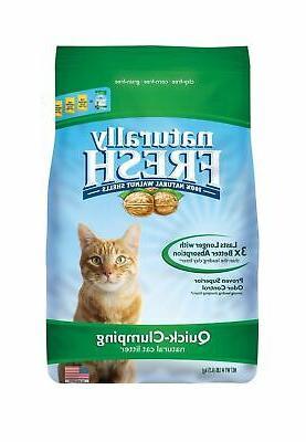 Naturally Fresh Quick-Clumping Cat Litter 14-lb