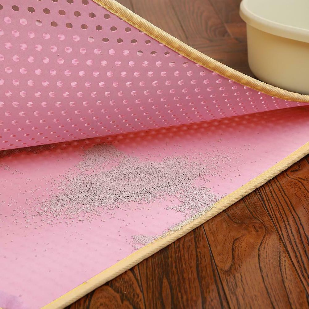 Cat Litter Mat Pad Rubber S-XL