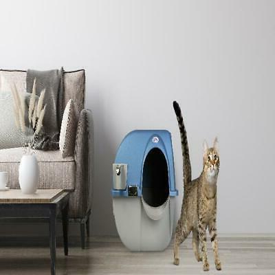 Cat Litter Omega Paw Premium 'n Clean Chrome