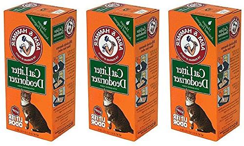 cat litter deodorizer powder