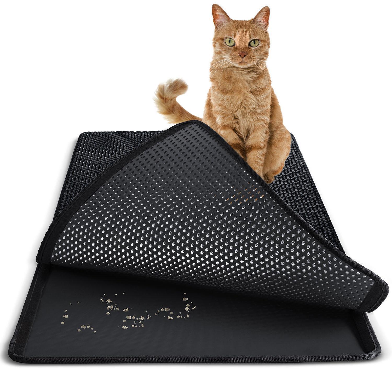 Cat litter Double Layer - Large Box Pan