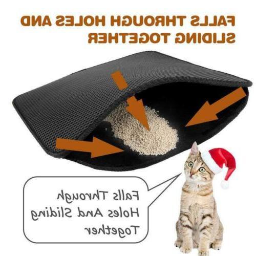 Cat Double Layer Foldable EVA