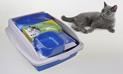 Van Ness Cat Kit, Colors