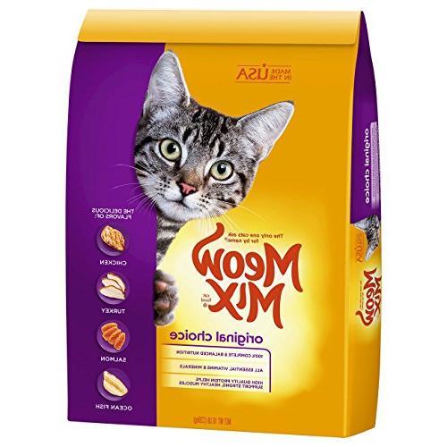 choice dry cat food 16