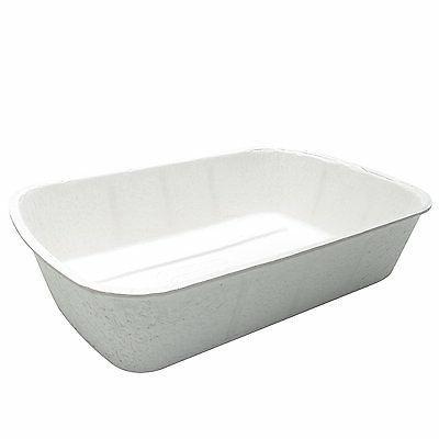 clean eco friendly cat litter pan lightweight