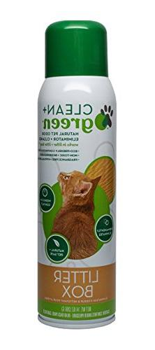 Professional Strength Non-Toxic Litter Box Natural Odor Elim