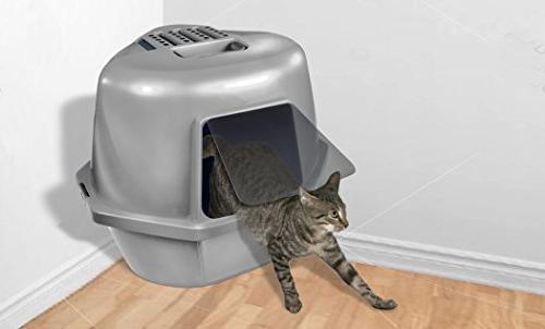 Van Ness Cat Pan, Large