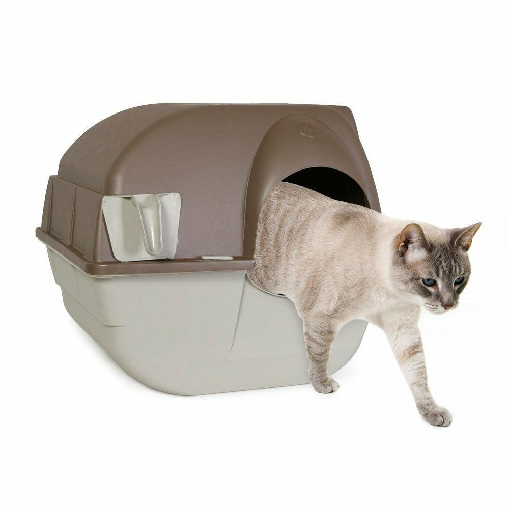 Cat Pull Pet Toilet Regular