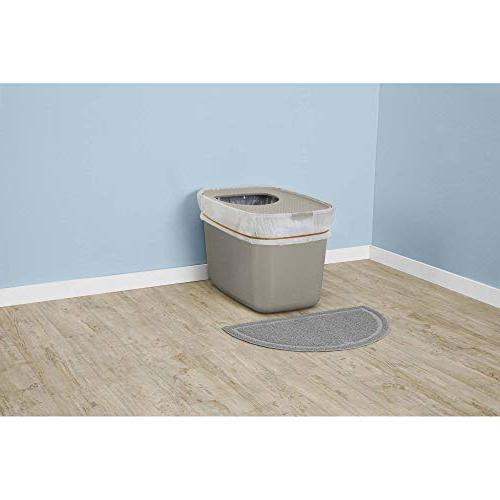 entry cat litter liners
