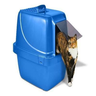 Extra Giant Litter Box Enclosed Covered Kitty