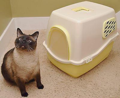 freecat maxi covered cat litter