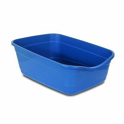 giant cat litter pan extra large capacity