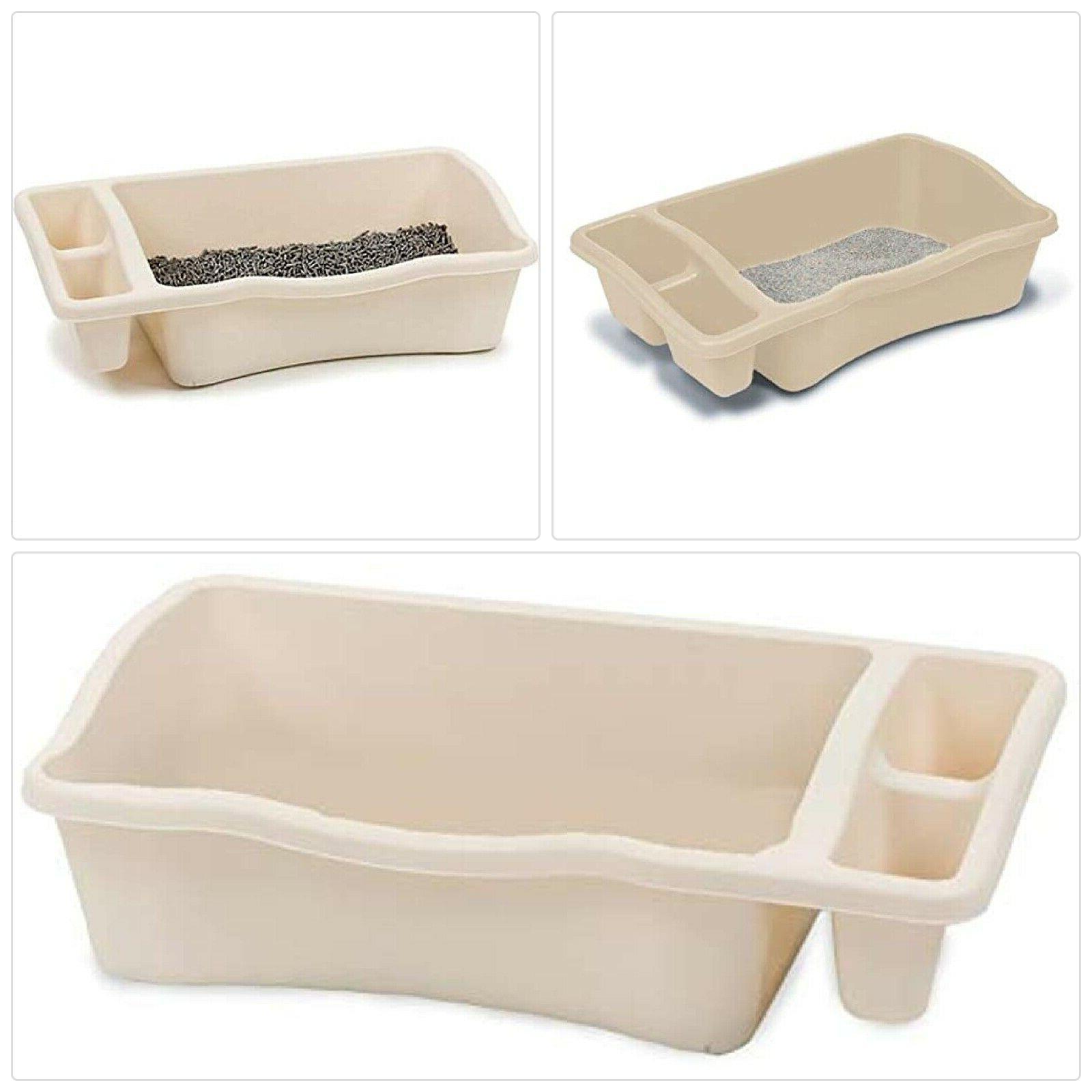 giant litter pan cat litter box