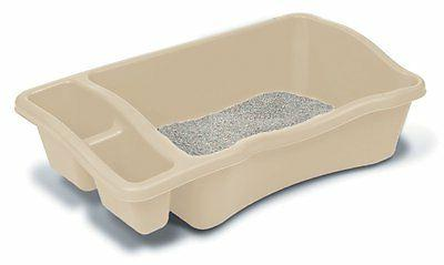 giant litter pan for large and multi