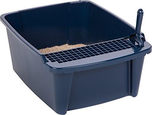 Iris Box with Grate,