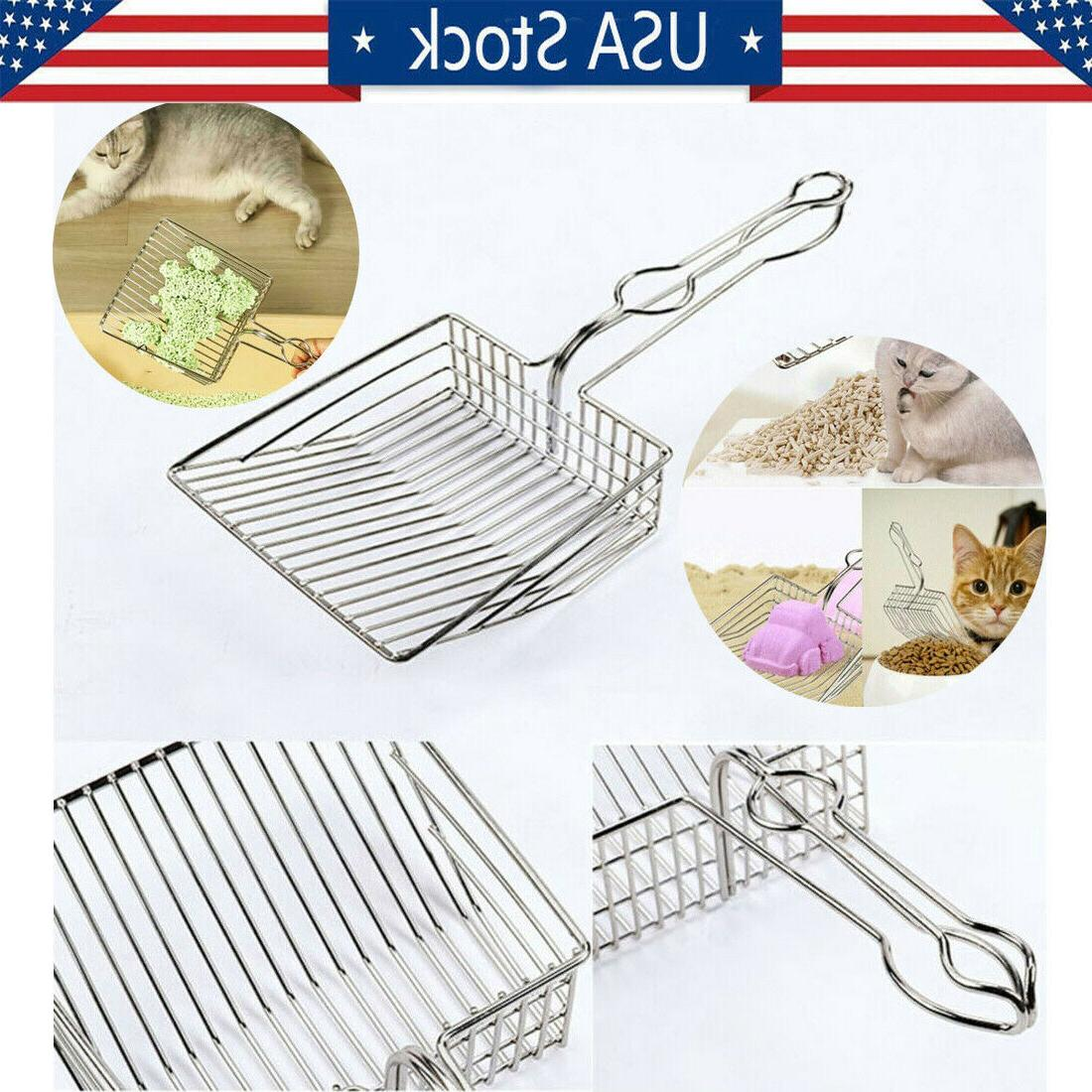 Instant Filter Scoop Heavy Cats Kitty Litter USA