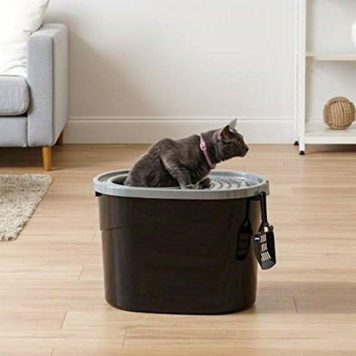IRIS USA, Top Litter Box Cat Scoop