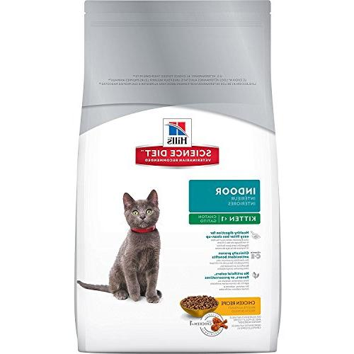 kitten indoor dry cat food