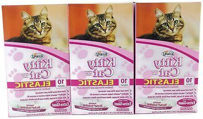 alfapet kitty cat extra giant elastic sta
