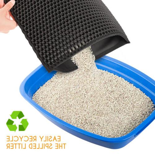 Kitty Trapping Honeycomb Double Design 24x15''