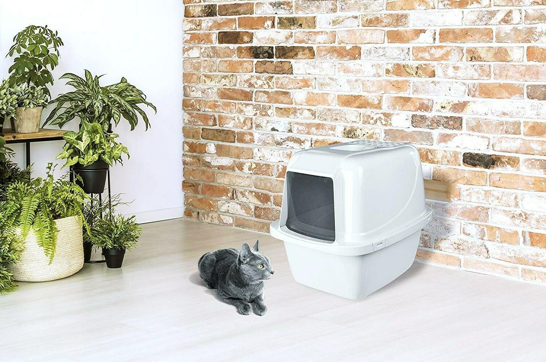 Van Cat Litter Pan & -