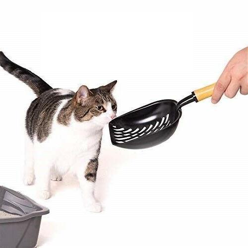 Large Scoop Scooper Kitty Deep