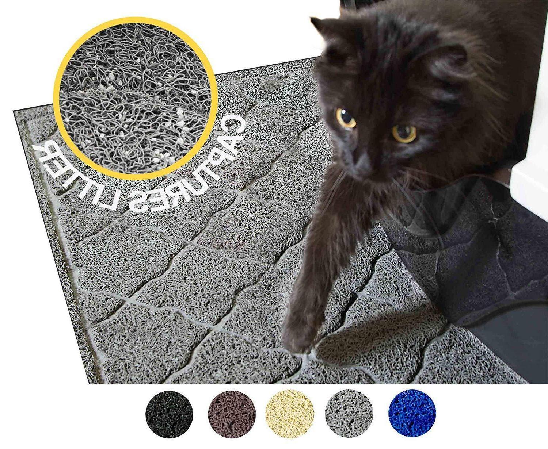 large cat litter mat 35 x23 soft