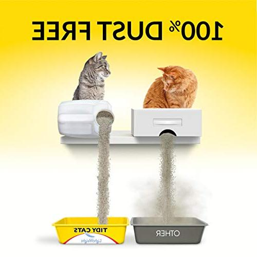 4-in-1 Clumping Free Cat 17 lb.