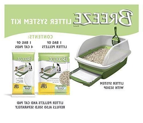 Hot Cats Litter 1 Kit,