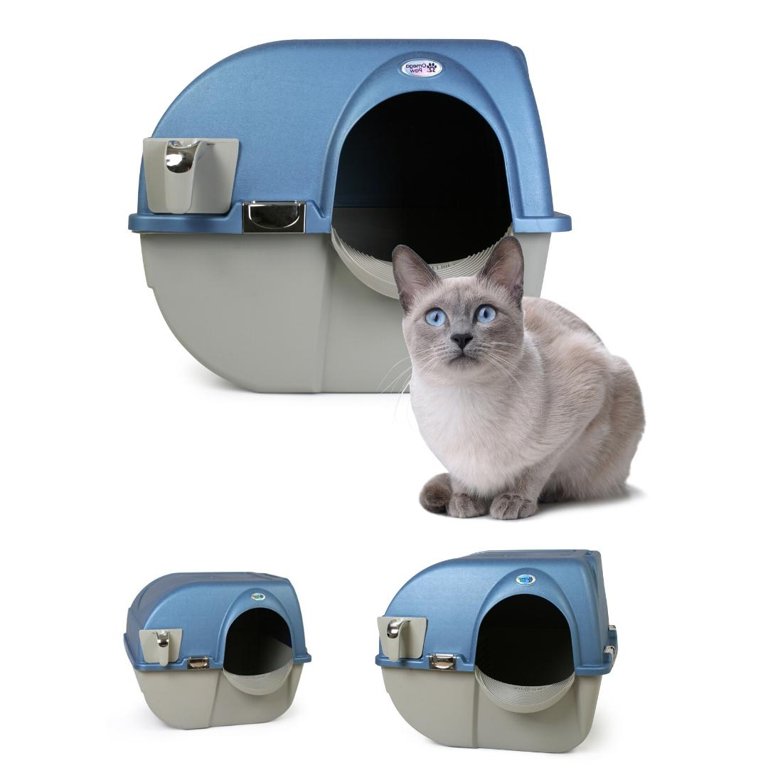 LITTER CAT SELF CLEANING Tray Large