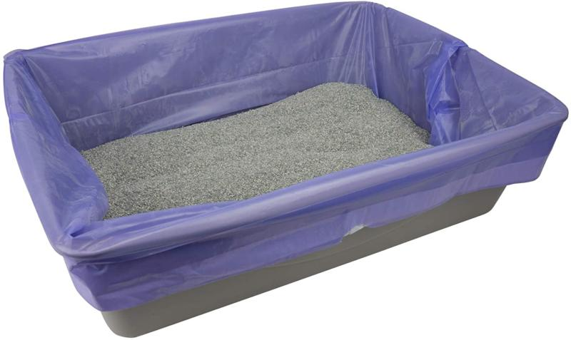 Litter Box Liners Fresh Step Litter Bags