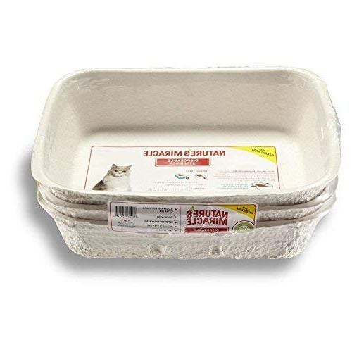 litter boxes nature s miracle disposable litter