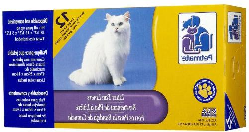 Petmate large- 12-count