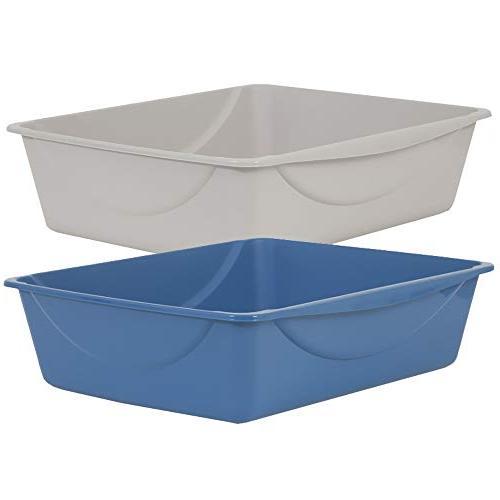 Box, Blue 4 Sizes