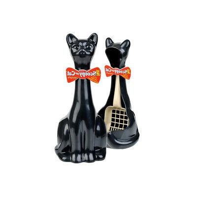 Scoopy Cat Litter Holder w/Scoop