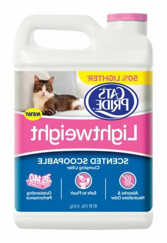 Cat'S Pride Litter Premium Scoopable Anti-Scent Formula 14 L