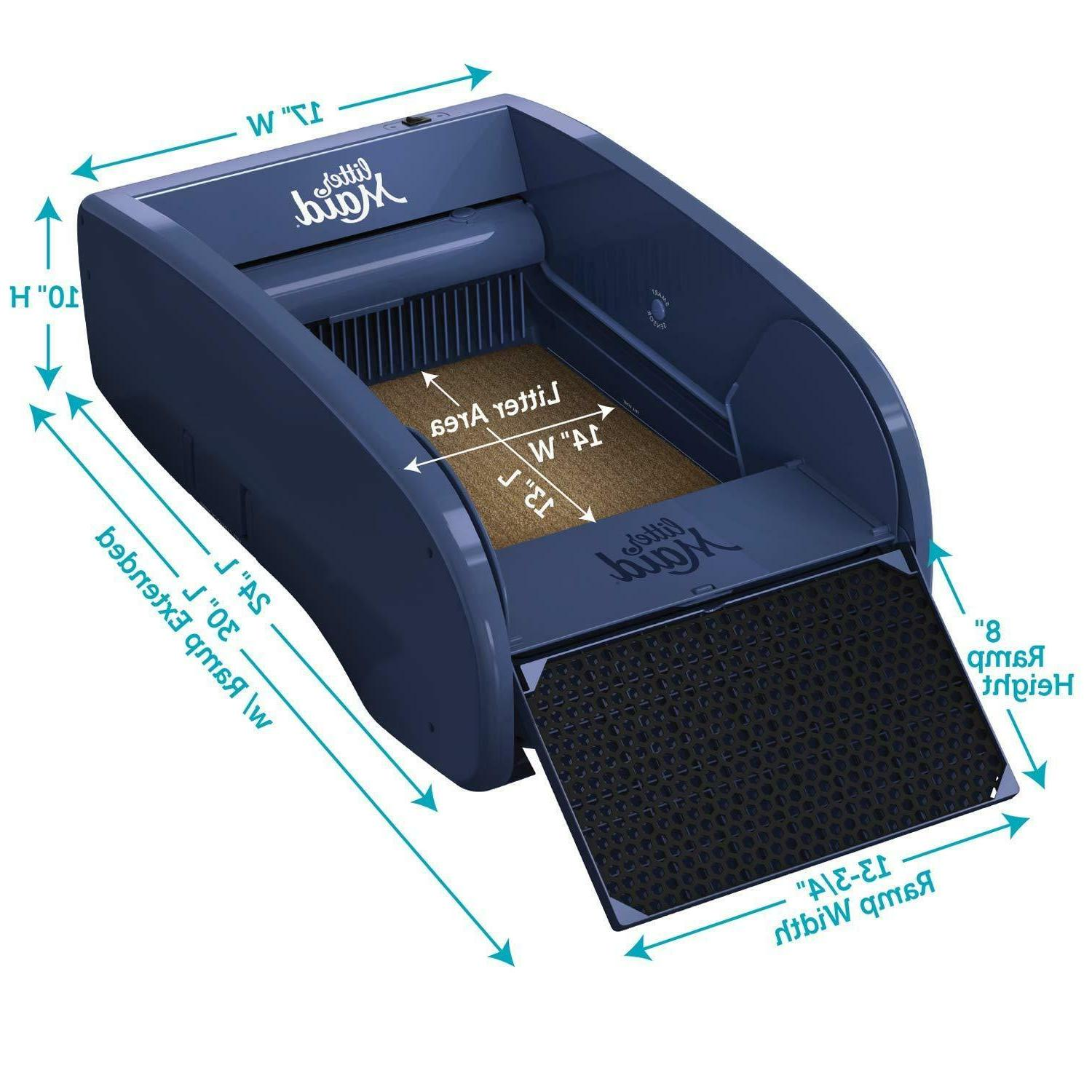 Automatic Self Cleaning Cat Box Waste