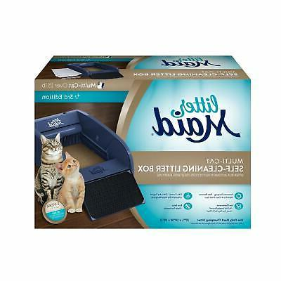 Littermaid LM980 Litter Cat Litterbox