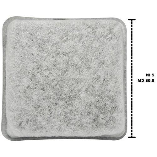 Receptacles & 12pcs Carbon Filters Littermaid