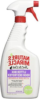 miracle litter odor destroyer