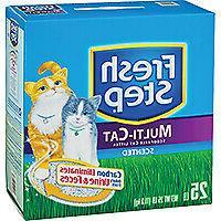 multi cat litter